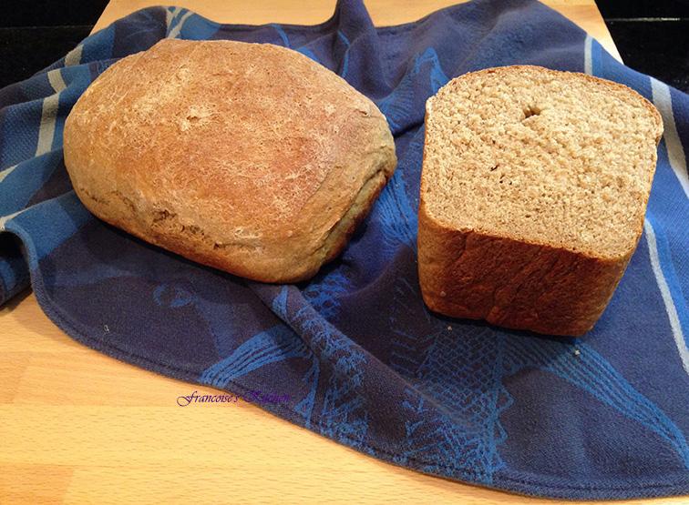 Oatmeal Bread2