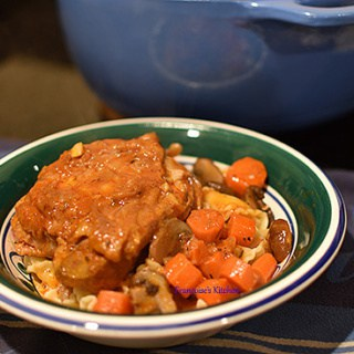 Turkey Marengo Stew