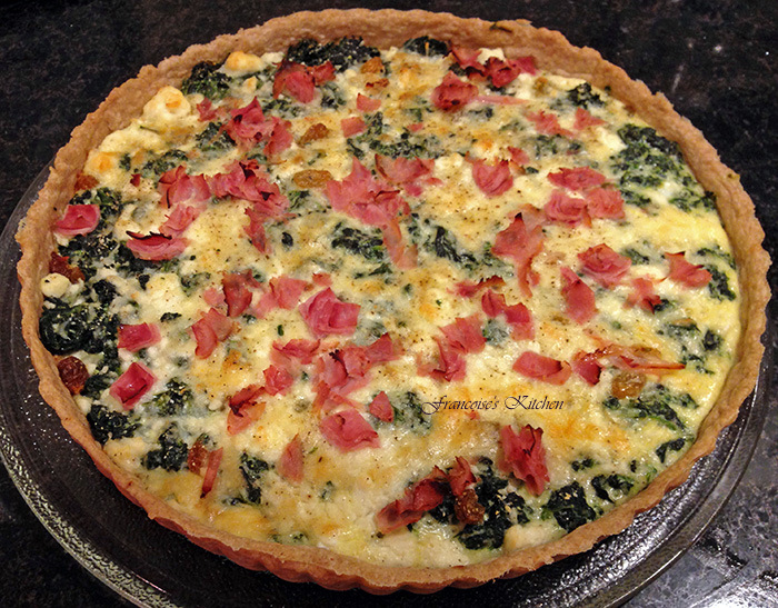 Spinach Goat Cheese