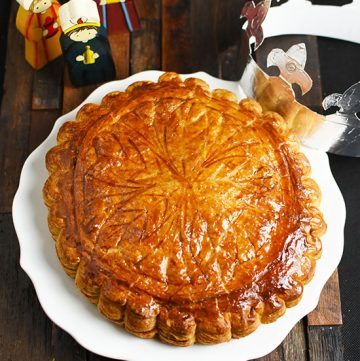 Galette des Rois (French King Cake)