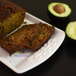 Avocanana Bread