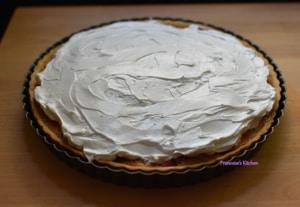 Rhubarbe Meringue Pie