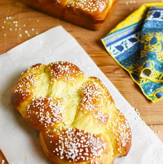 Almond Milk Brioche